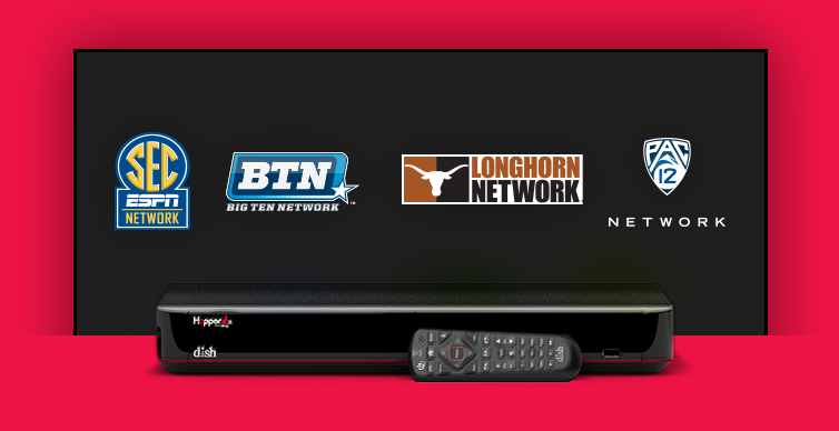 DISH College Sports TV Packages - Sebastian, Florida - VIDEO TECH SERVICES - DISH Authorized Retailer