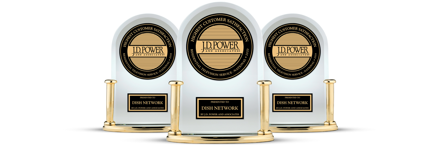 DISH Customer Satisfaction - Ranked #1 by JD Power - VIDEO TECH SERVICES in Sebastian, Florida - DISH Authorized Retailer